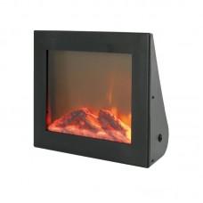 Flat Screen TV Fire