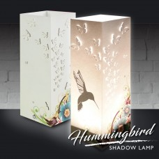 Hummingbird Shadow Lamp