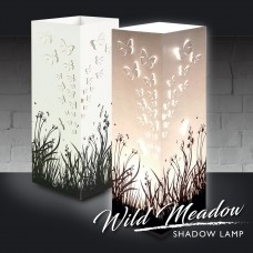 Wild Meadow Shadow Lamp