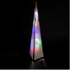 Rainbow Star Flower Pyramid 60cm