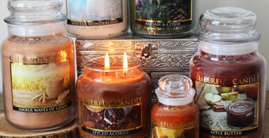 Cheerful Candles