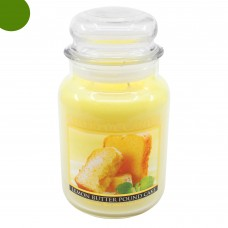 Cheerful Lemon Butter Pound Cake