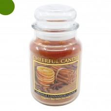 Cheerful Orange Cinnamon Clove