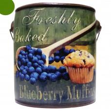Farm Fresh Blueberry Muffins