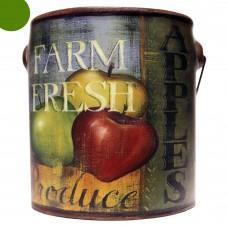 Farm Fresh Juicy Apple