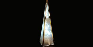 Pyramid Lanterns