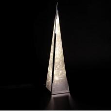 Ice Starburst Pyramid - 60CM