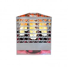 Grille Firebox Red LED